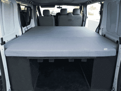 Camper Matratze für Renault Trafic, Opel Vivaro, Nissan Primastar