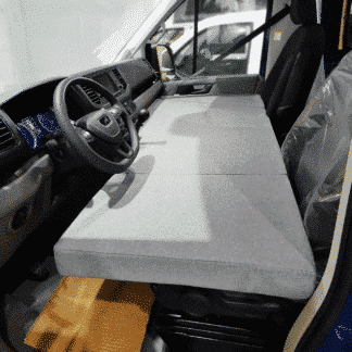 Front bed for vw crafter and man